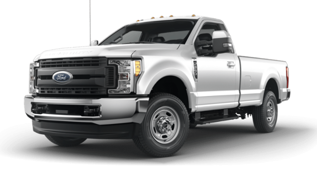 2019 Ford Super Duty F-250 SRW 8 BOSS PLOW